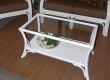 Table en rotin - pour veranda - moderne - BRIENNE PM